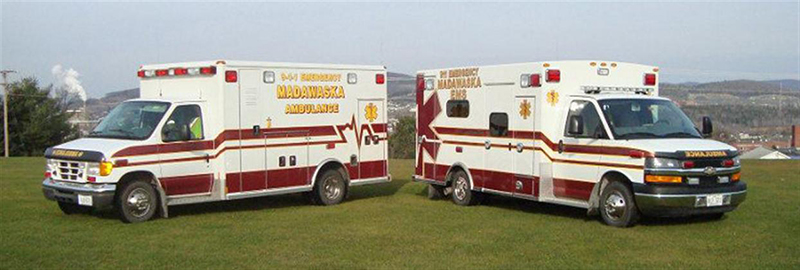 Town of Madawaska Maine Ambulance Service