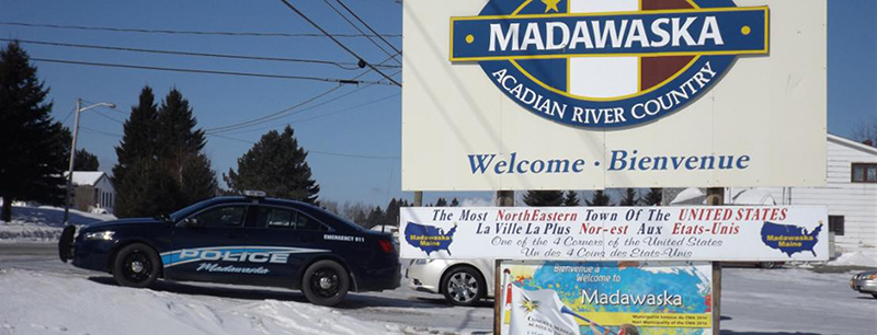 Town of Madawaska Maine Police Department